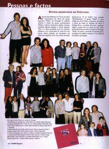 "11-2002 | Magazine ""Homem"" | Portugal"